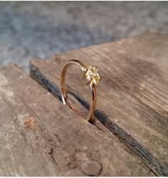Navette ring